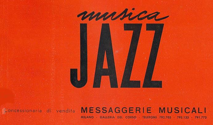 Musica Jazz del maggio 1952