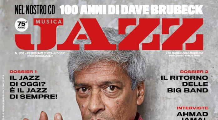 Musica Jazz di febbraio 2020