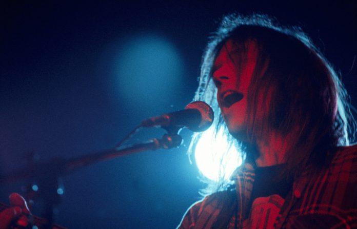 Neil Young - François Lochon