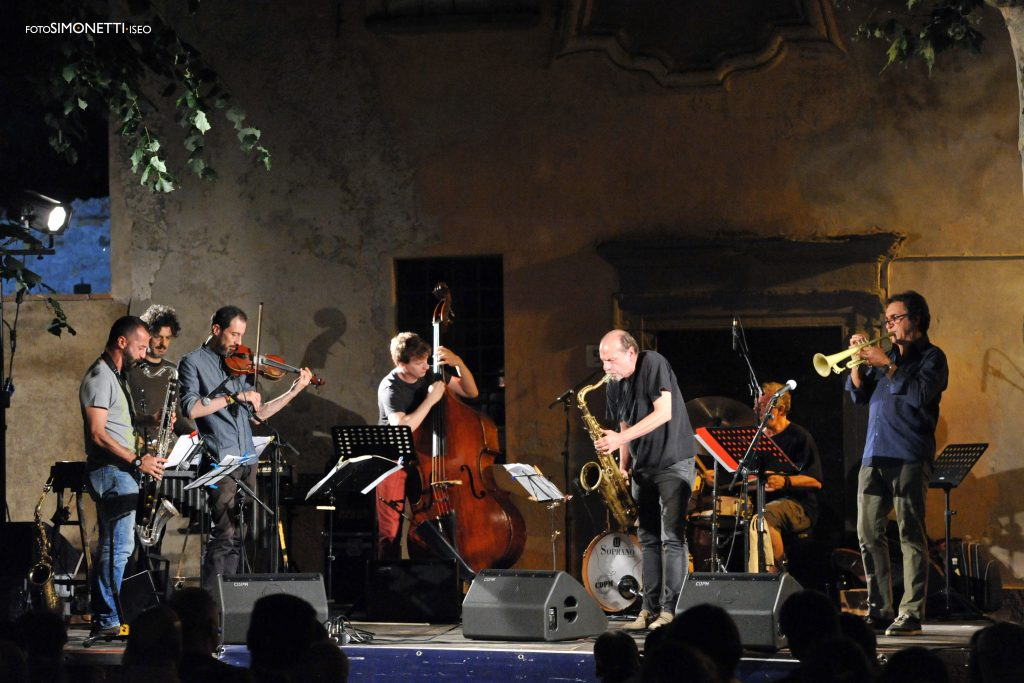 Nexus a Iseo Jazz 2017 - foto Fabio Botti
