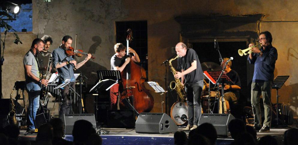 Nexus a Iseo Jazz 2017 - foto Simonetti
