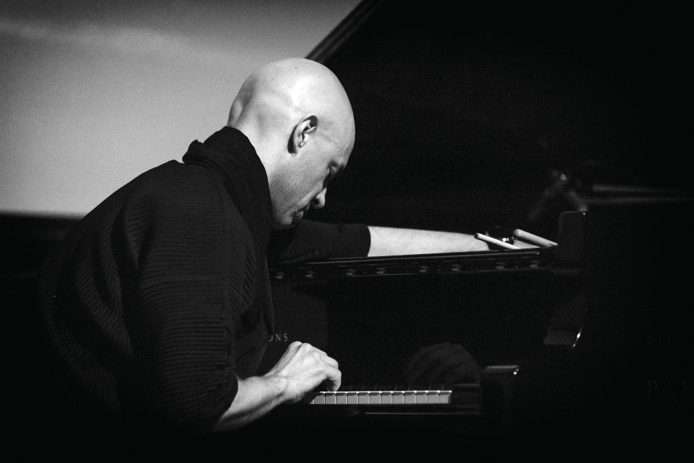 Nik Bärtsch (foto di Soukizy)