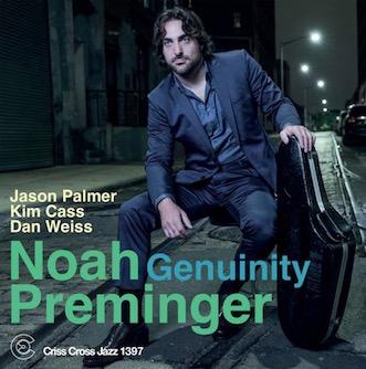 Noah Preminger - Genuinity