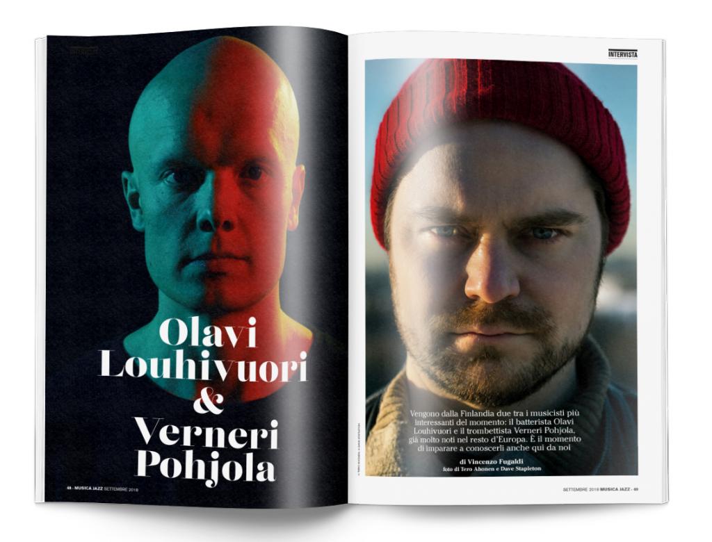 Olavi Louhivuori & Verneri Pohjola