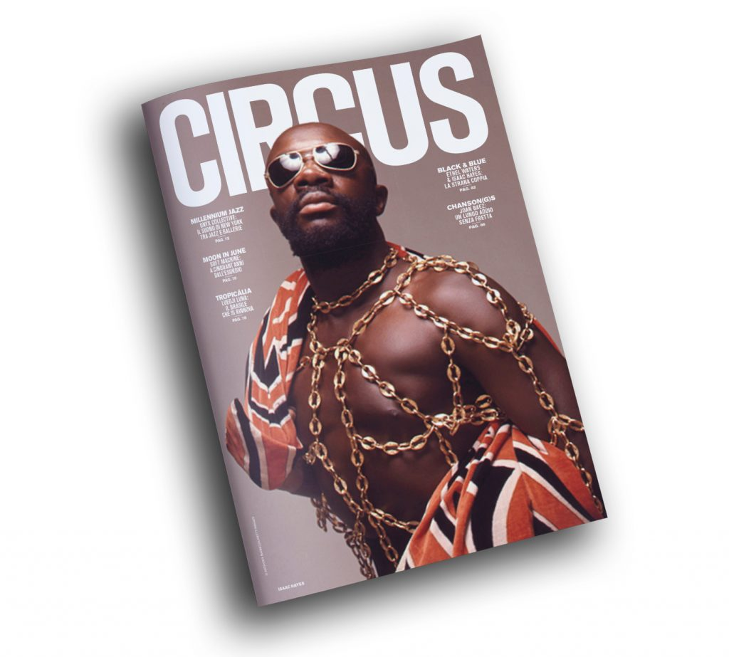 Onyx circus cover