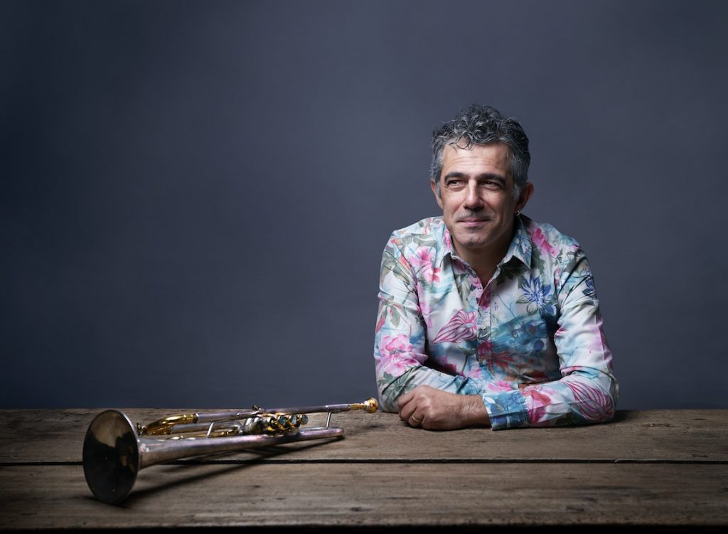 Paolo Fresu (foto di Maki Galimberti)