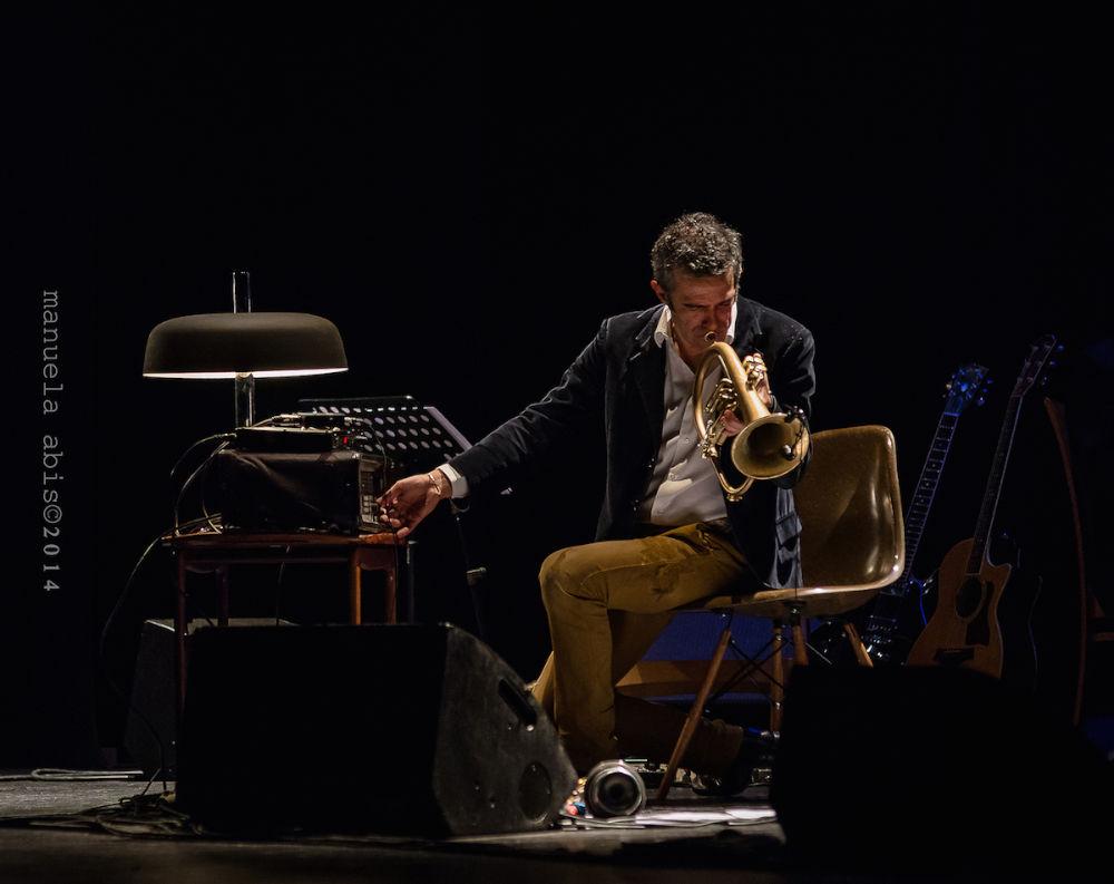 Paolo Fresu (foto di Manuela Abis)