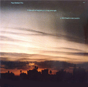 Paul Motian «It Should've Happened Long Time Ago»