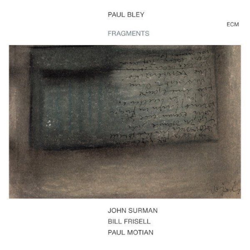 Paul Bley «Fragments»