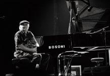 Paul Bley (foto di Umberto Germinale)