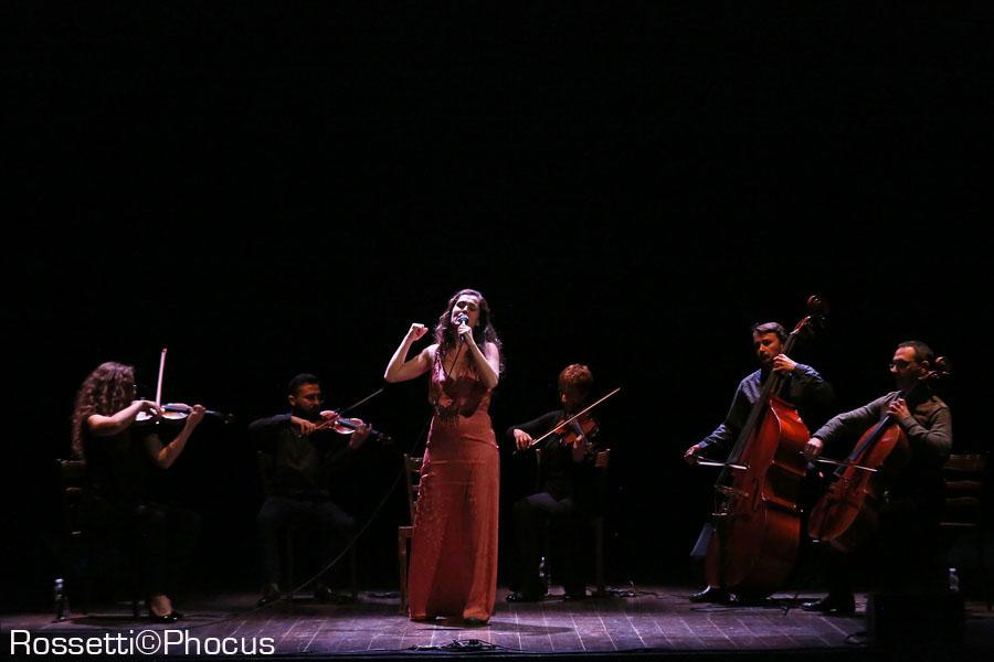 Silvia Pérez Cruz - Teatro Sciale - Bergamo Jazz 2018