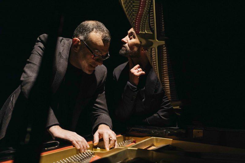 Fabrizio Puglisi e John De Leo - foto Gregorio Adezati