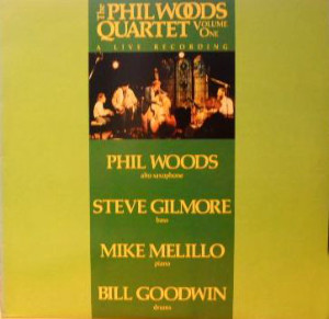 Phill Woods - Live Volume One