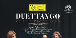 Astor Piazzolla «Duettango»