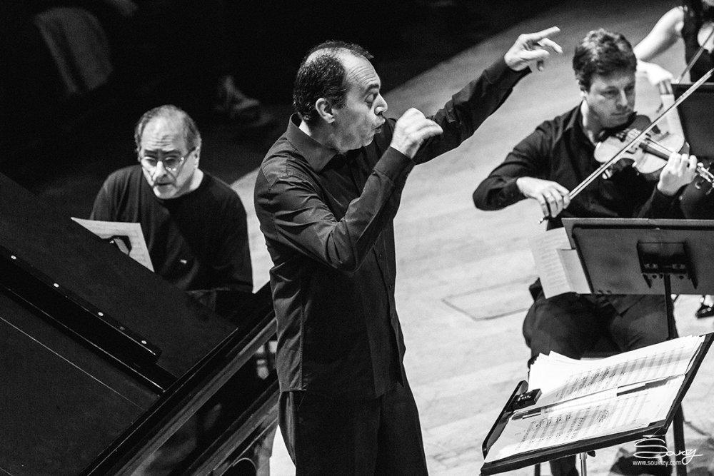 Perpianoeorchestra - Enrico Pieranunzi e Paolo Silvestri