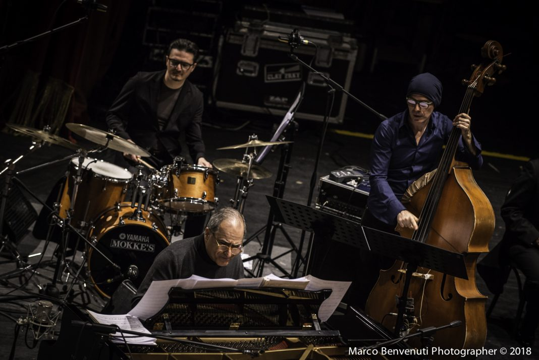 Pieranunzi Trio, MetJazz 2018