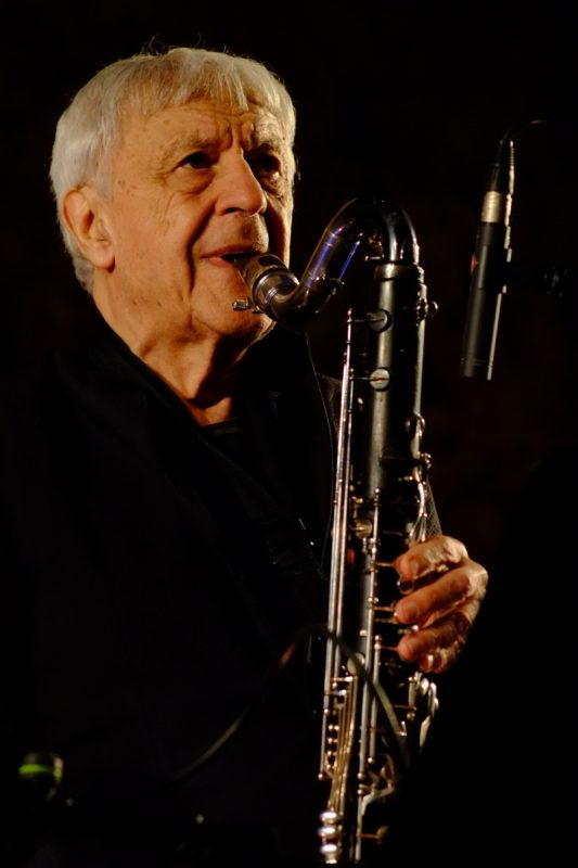 Michel Portal Quartet – Piacenza Jazz Fest – 17 marzo 2018