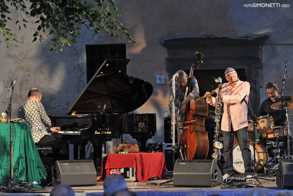 Iseo Jazz - Greg Burk, Mauro Battisti, Sandro Cerino e Tony Arco