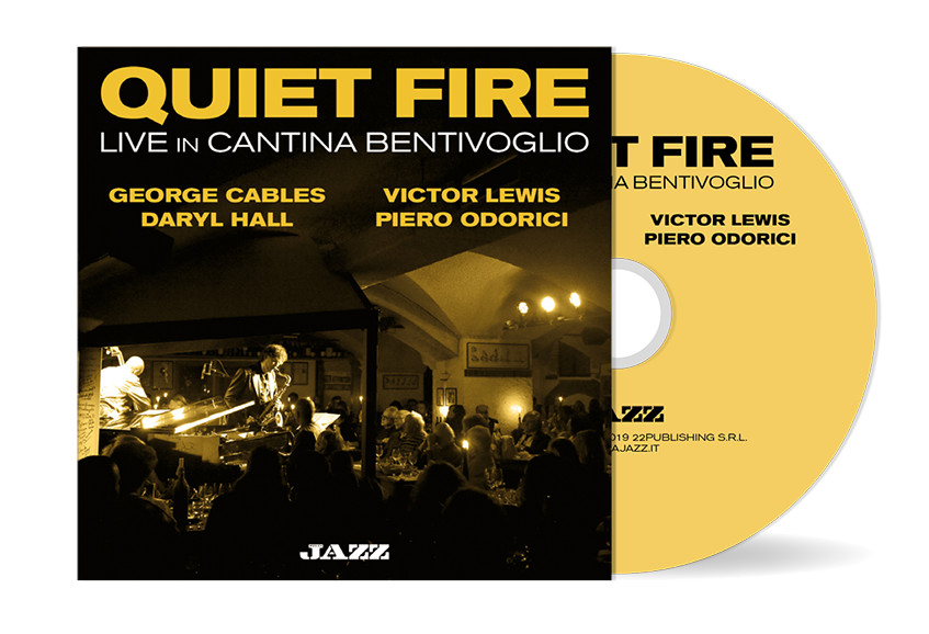 Quiet Fire - CD Musica Jazz di novembre 2019