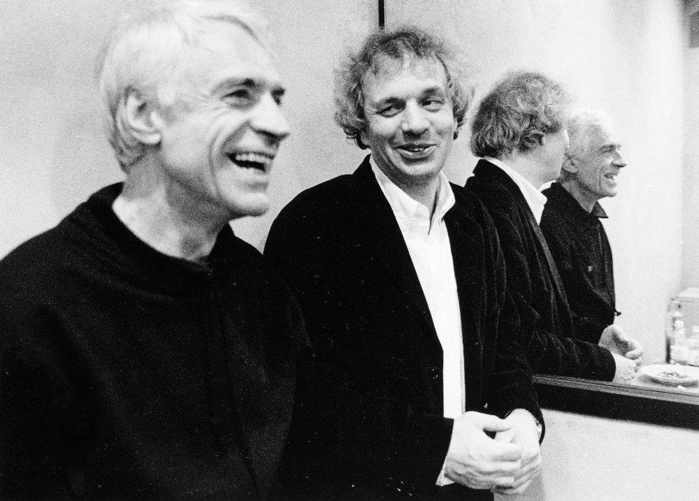 Gary Peacock e Ralph Towner (foto di Raffaella Cavalieri / Iguana Press)