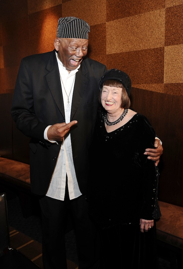 Randy Weston e Sheila Jordan