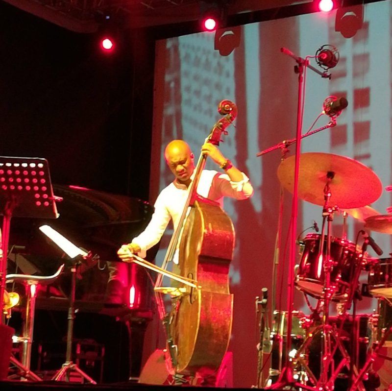 Reuben Rogers a Time in Jazz 2017