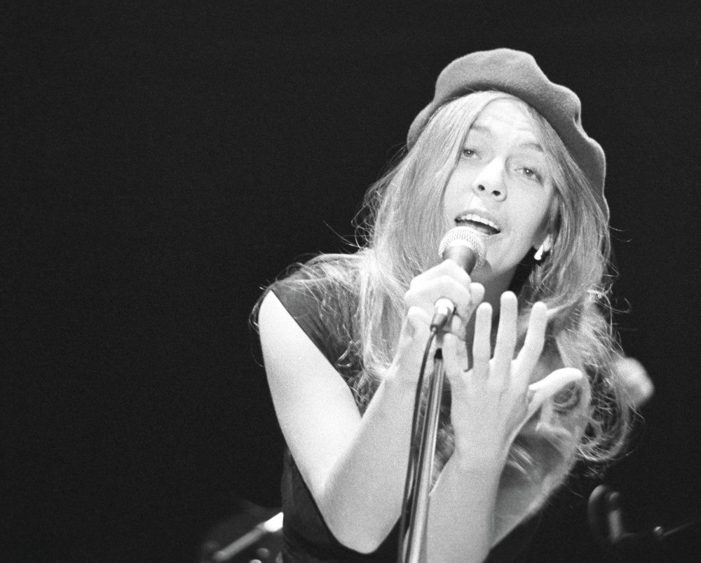 Rickie Lee Jones (foto di Kirk West)