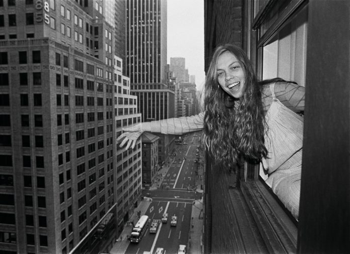 Rickie Lee Jones (foto di George Rose)