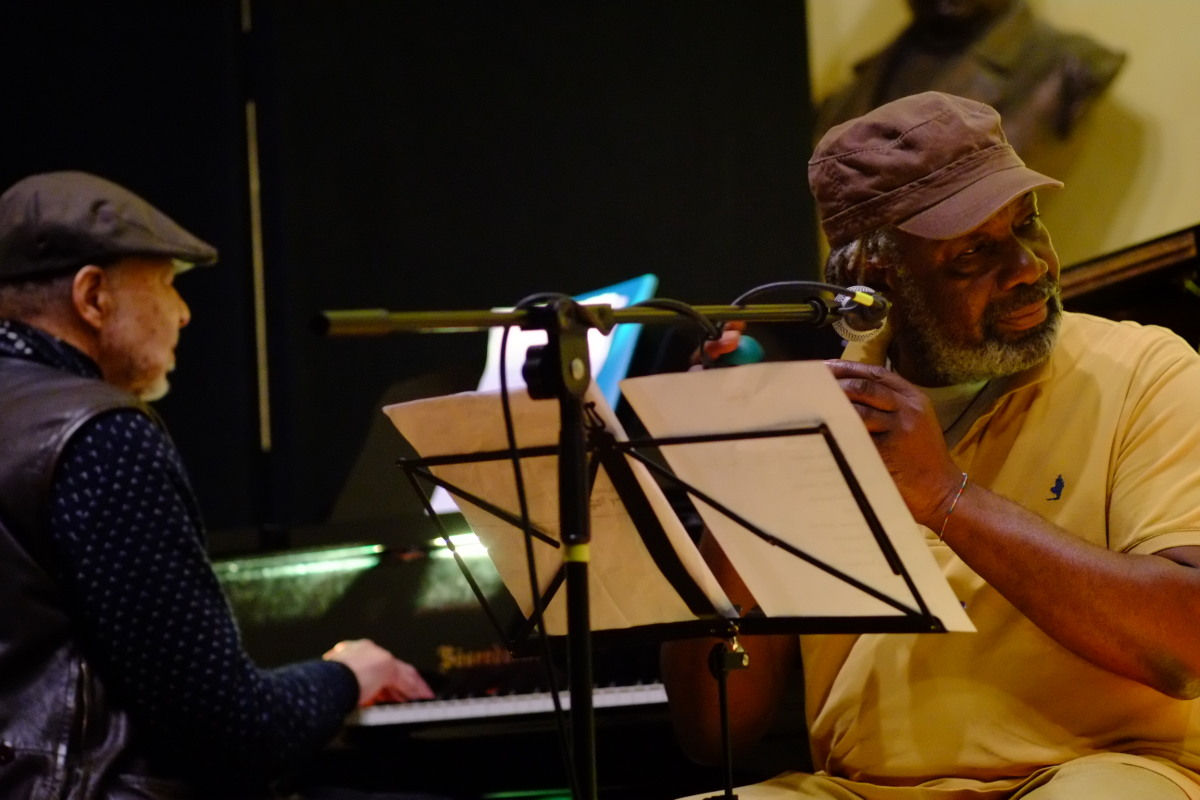 Dave Burrell e Rufin Doh - Ararat Orchestra, Novara Jazz 2018