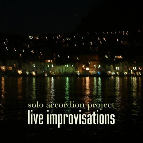 Renzo Ruggieri «Solo Accordion Project – Live Improvisations»