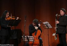 Parma Jazz Frontiere Sclavis-Pifarely-Courtois_5932_Rossetti-PHOCUS