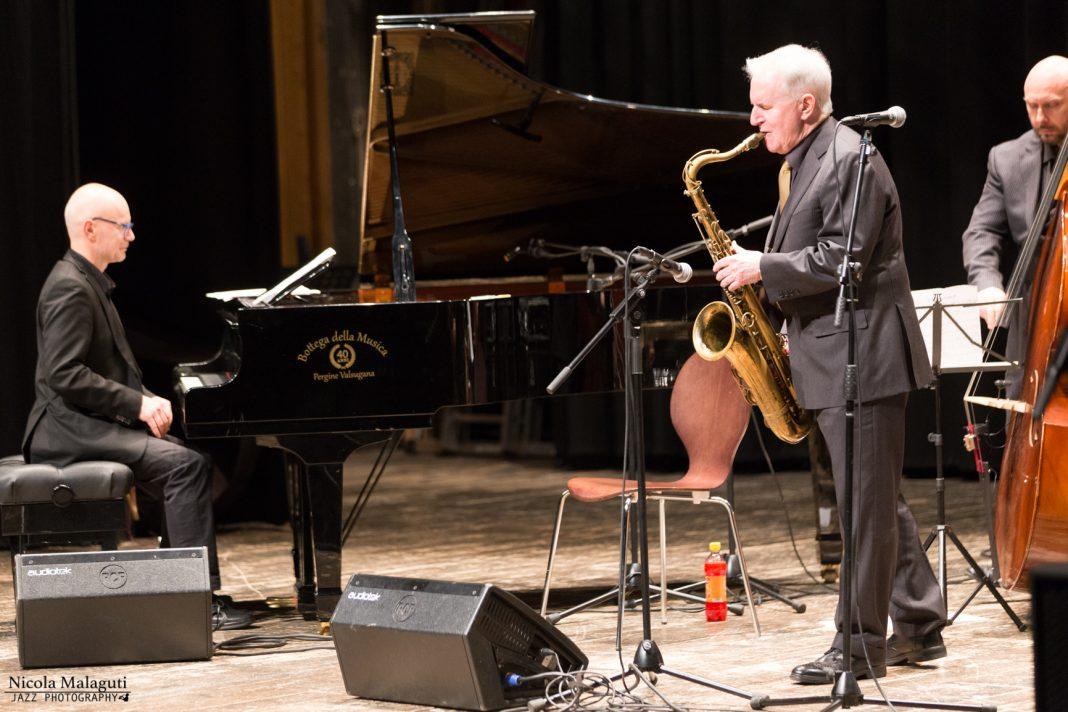 Scott Hamilton Quartet, Dolomiti Ski Jazz 2018