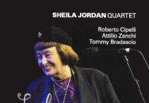 Sheila Jordan - Lucky To Be Me