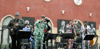 Sousaphonix e Mauro Ottolini, 35° Festival Internazionale Jazz in Sardegna