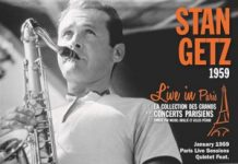Stan Getz Live in Paris 1959
