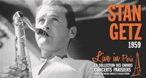 Stan Getz Live in Paris 1959