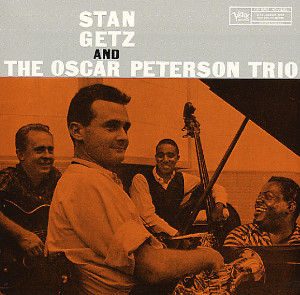 Stan Gets And The Oscar Peterson Trio
