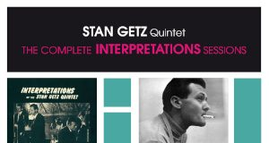 Stan Getz «The Complete Interpretations Sessions»