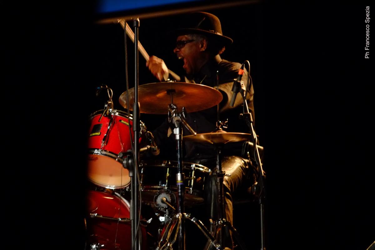 Archie Shepp Quartet - Torino Jazz Festival - 26 aprile 2018