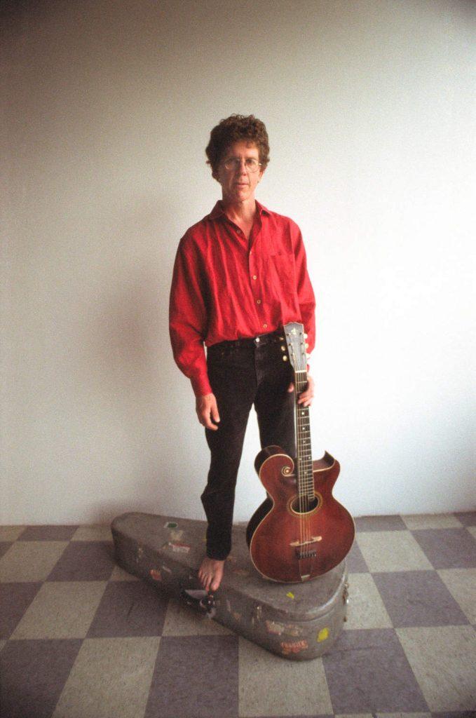 Steve Tibbetts (foto di Daniel Corrigan / ECM Records)