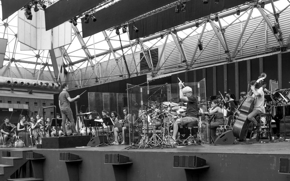Ravenna Festival, 29 giugno 2019: Stewart Copeland Lights Up the Orchestra