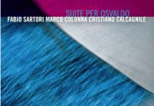 Suite per Osvaldo - Sartori / Colonna / Calcagnile
