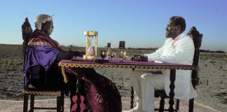 Sun Ra nel film «Space is the place»