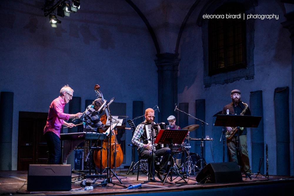 The Claudia Quintet