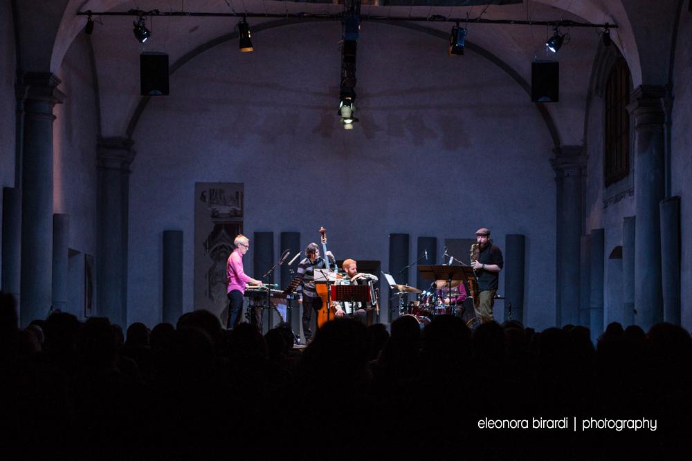 The Claudia Quintet - foto Eleonora Birardi
