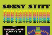The Latin Sides - Sonny Stitt (Phono)