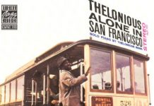 Thelonious Monk «Thelonious Alone In San Francisco»