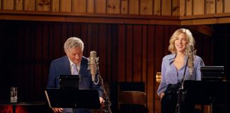 Tony Bennett e Diana-Krall - foto di Mark Seliger (cortesia Universal)