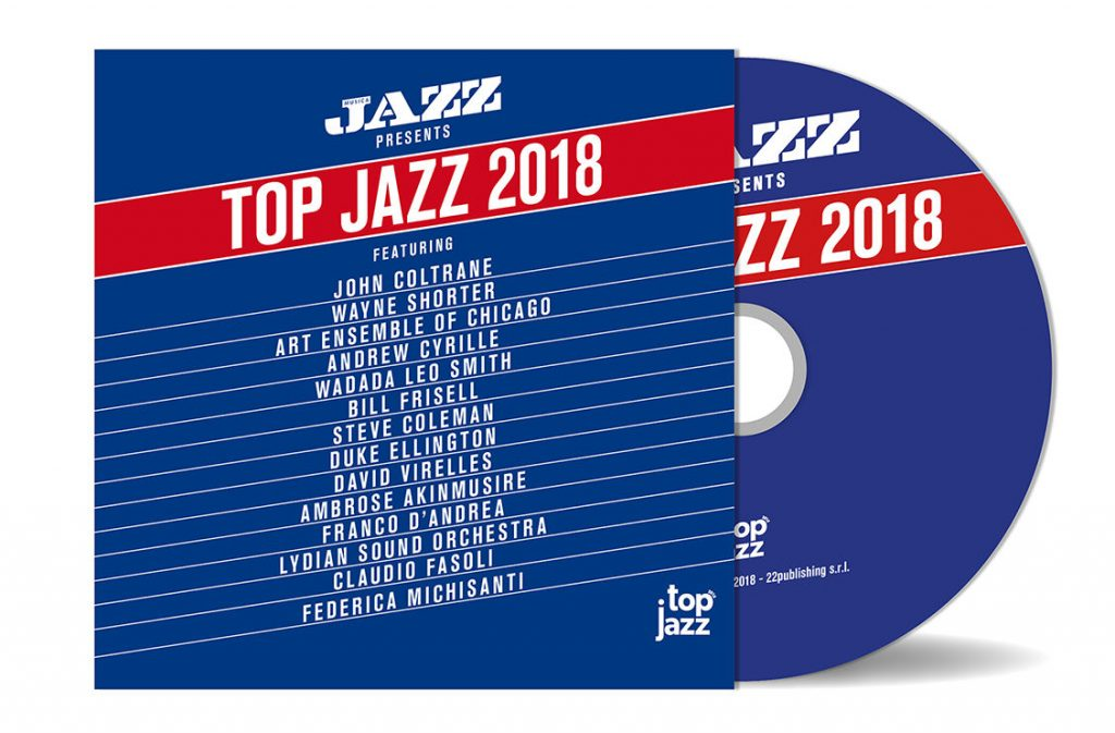 Top Jazz 2018 - CD