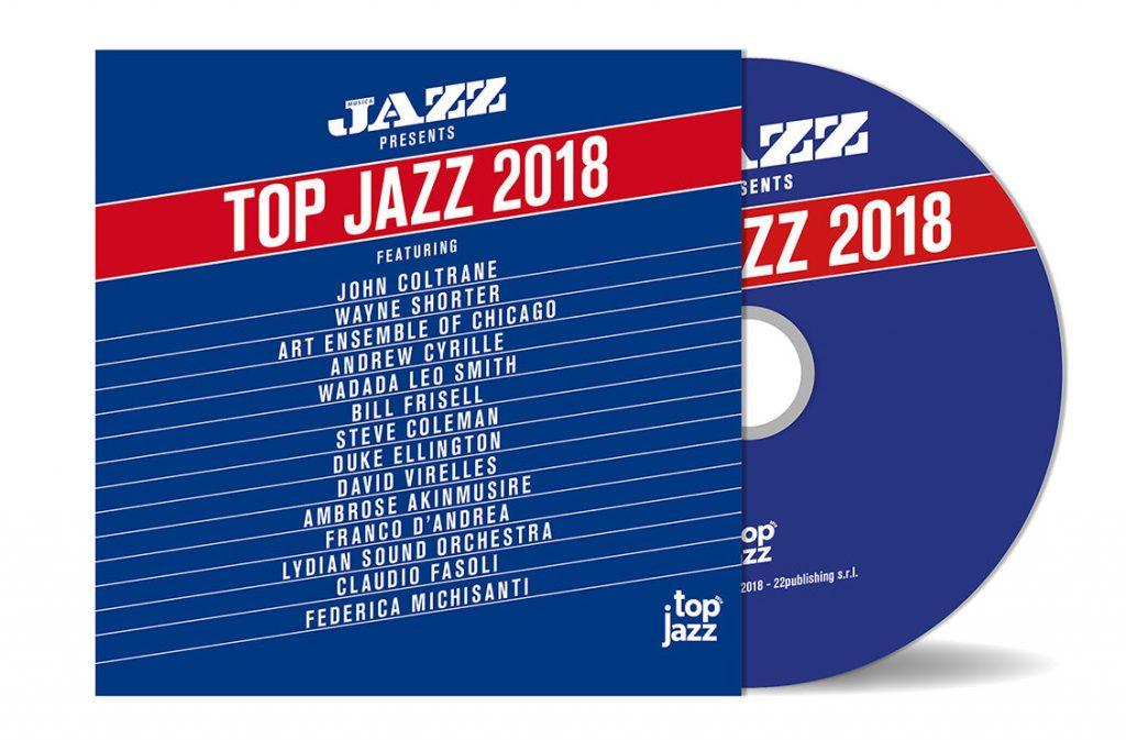 Top Jazz 2018 - CD
